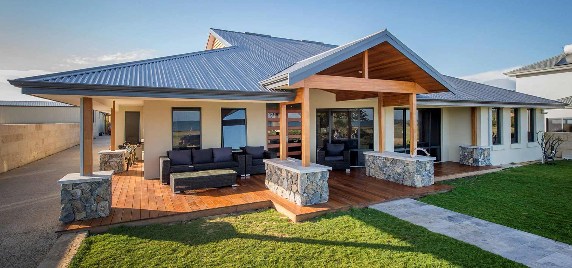 Cover image for Geraldton Builder Steele Campbell