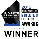 Building Excellence Awards Logo 2019 Winner