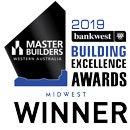 Building Excellence Awards Logo 2019 Winner